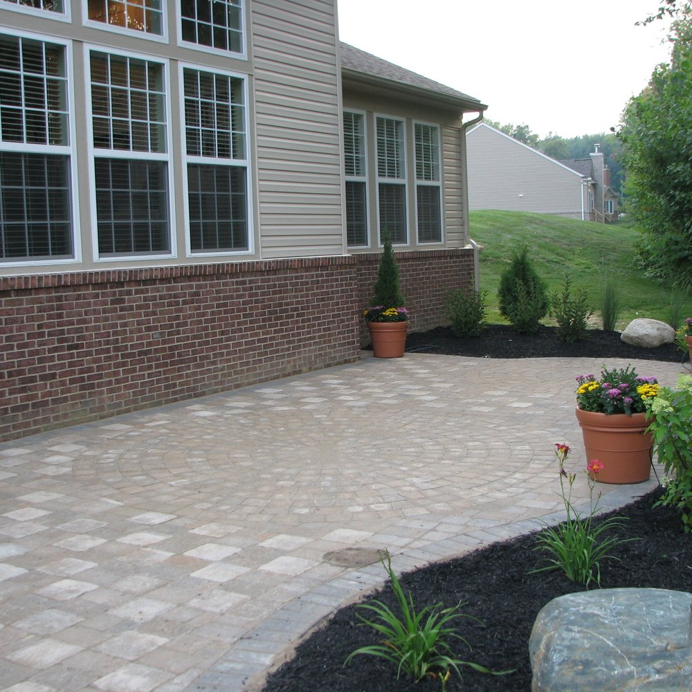 Any shape and any design.  With Pirc Company, the possibilities are endless.  Our paver patios are great for entertaining guests and will provide years of enjoyment and outdoor memories.