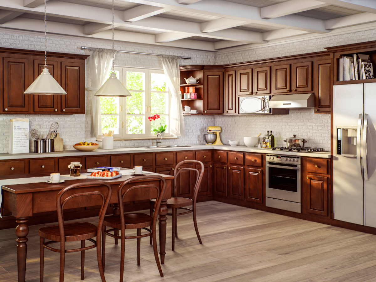 The Factory Outlet Remodel Store::CNC Kitchen Cabinets: Sierra ...