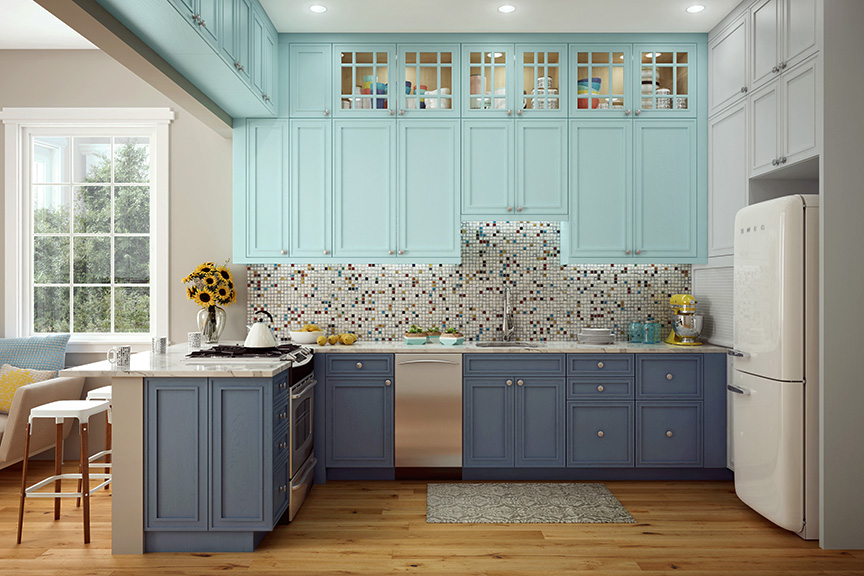 Genial Canyon Creek Kitchen Cabinets At The Factory Outlet