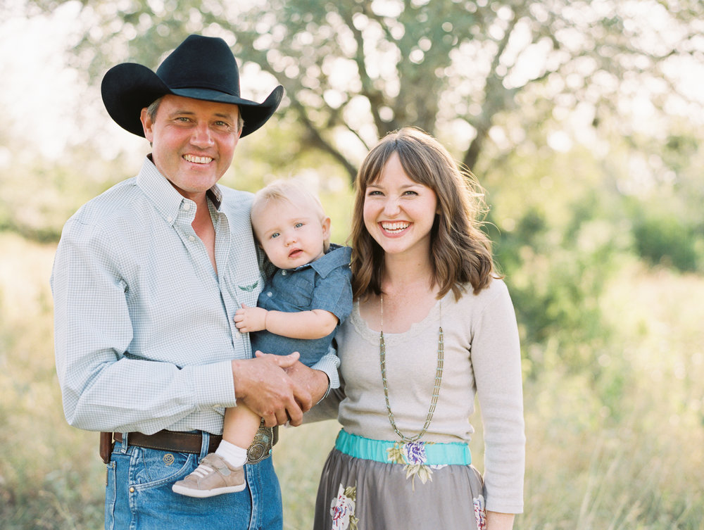 The Smith Family | Britni Dean Photography | Texas Film Family Photographer