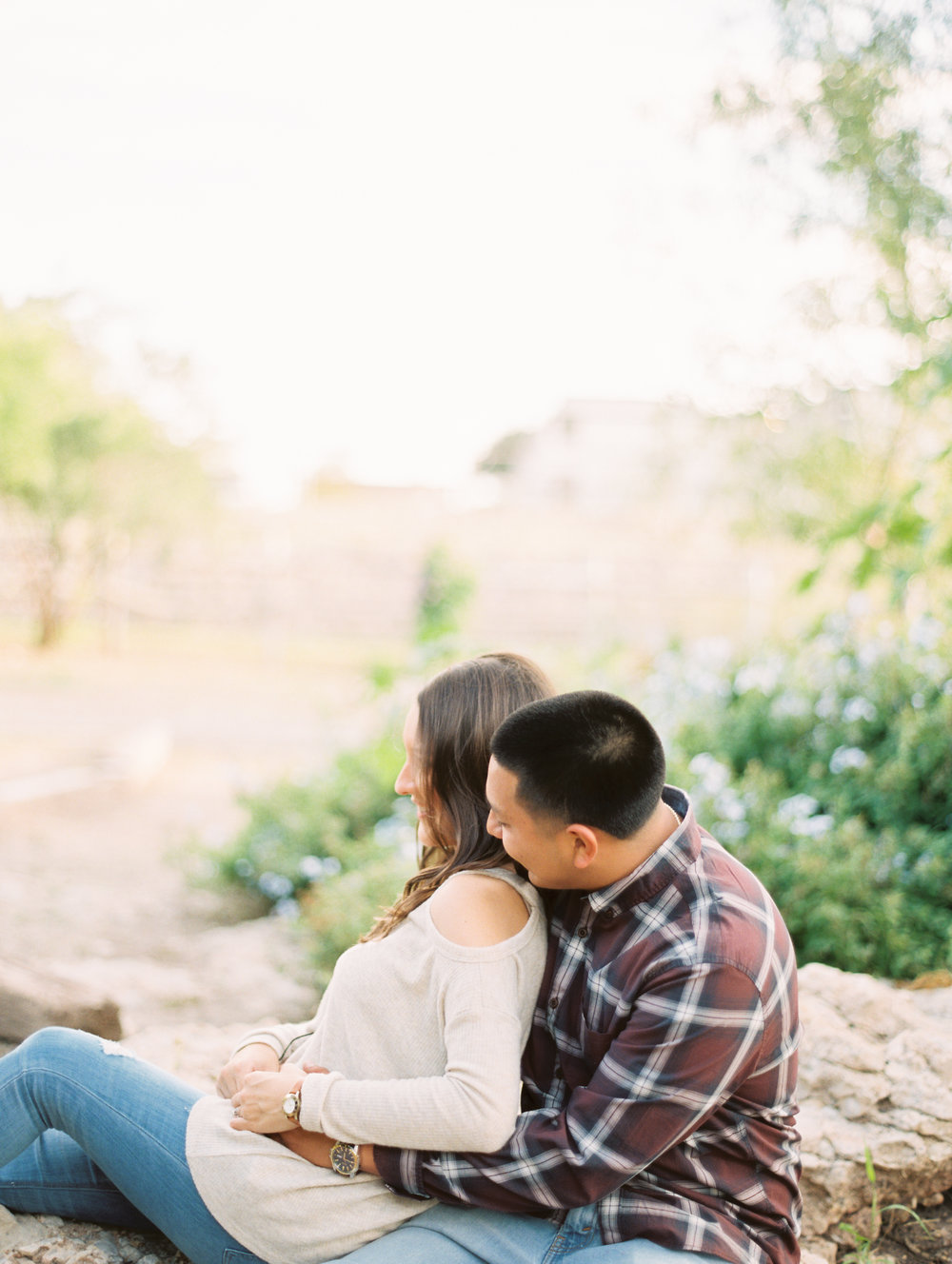 Bo & Belinda | Britni Dean Photography | Texas Film Engagement Photographer