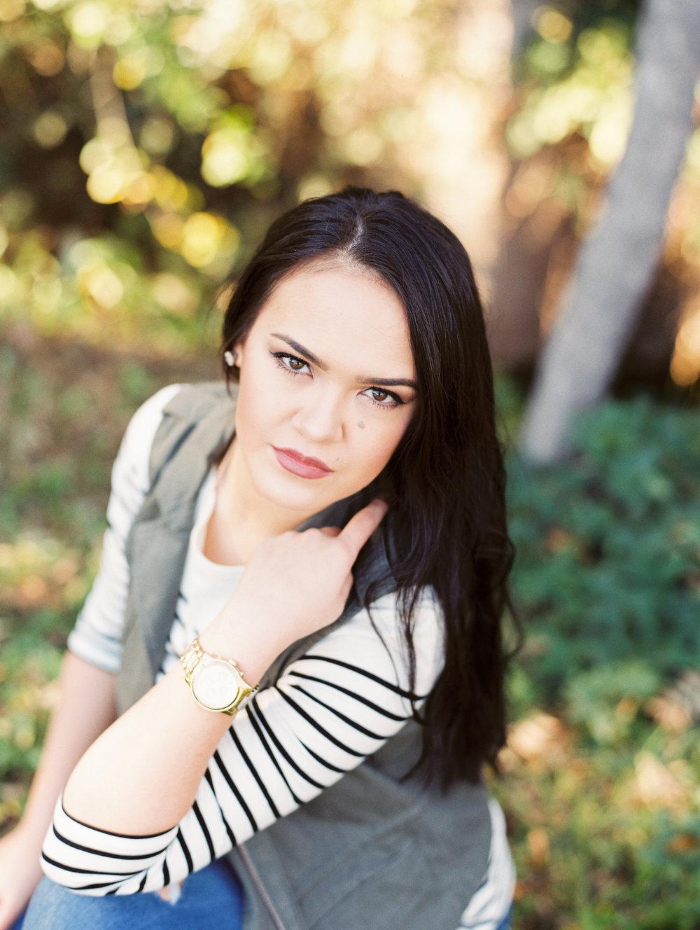 Elizabeth | Angelo State University Graduate | San Angelo Senior Photographer | Britni Dean Photography