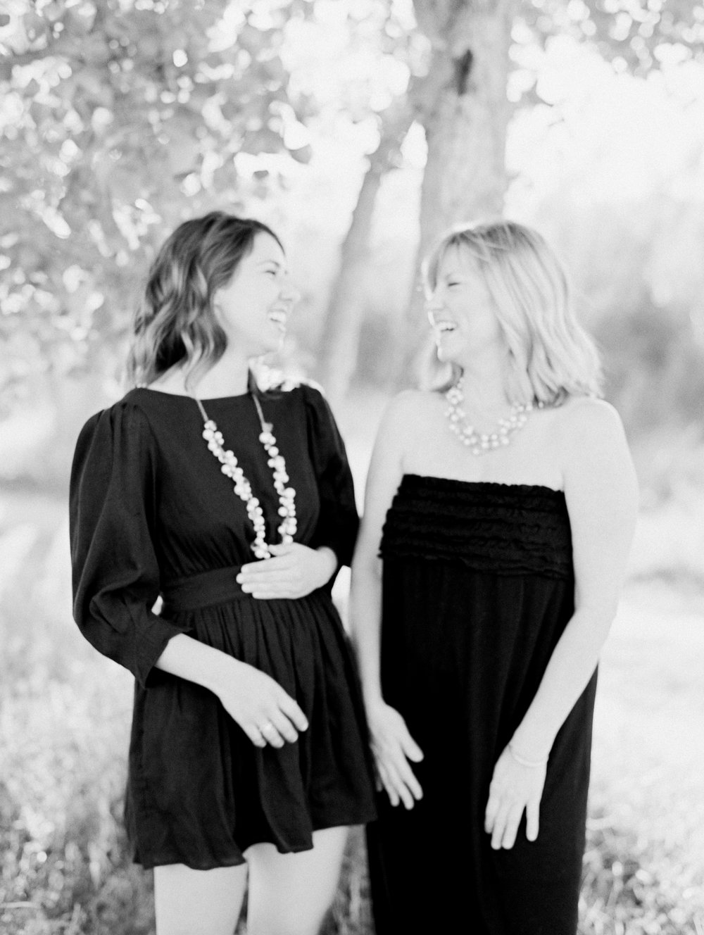 Mother & Daughter Session | Mother & Daughter Photos | Texas Family Photographer | Family Film Session | Britni Dean Photography | britnidean.com