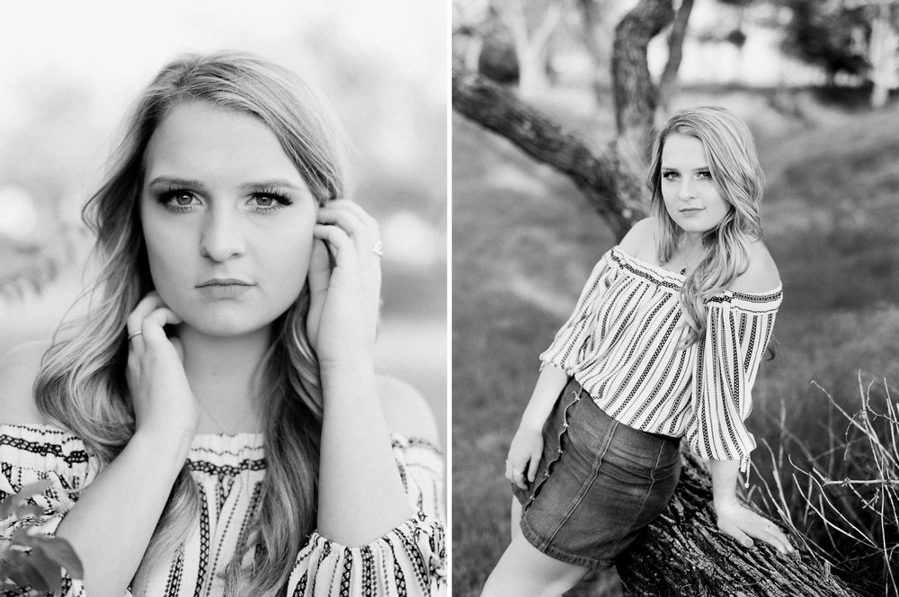 Lauren, Class of 2017 | Gorgeous Senior Session, Stylish Senior Photos | Texas Senior Photographer, Ideas For Senior Girl Session | britnidean.com