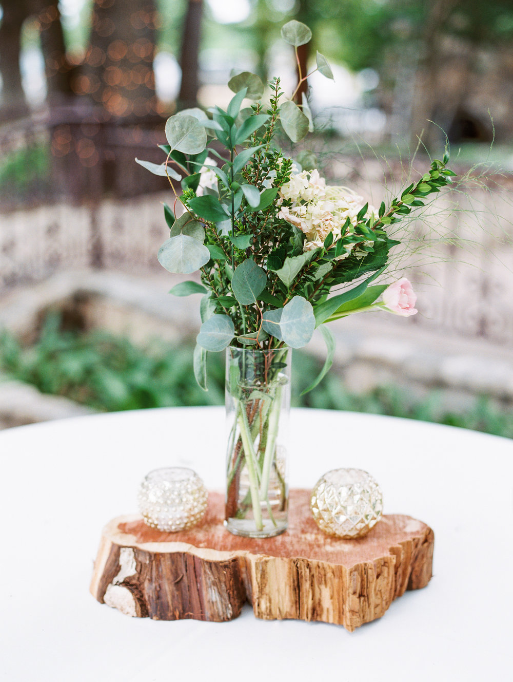 Elegant Spring Vineyard Wedding | Film Wedding Photographer | Austin Wedding Photographer | Elegant Rustic Wedding Decor | Britni Dean Photography // britnidean.com
