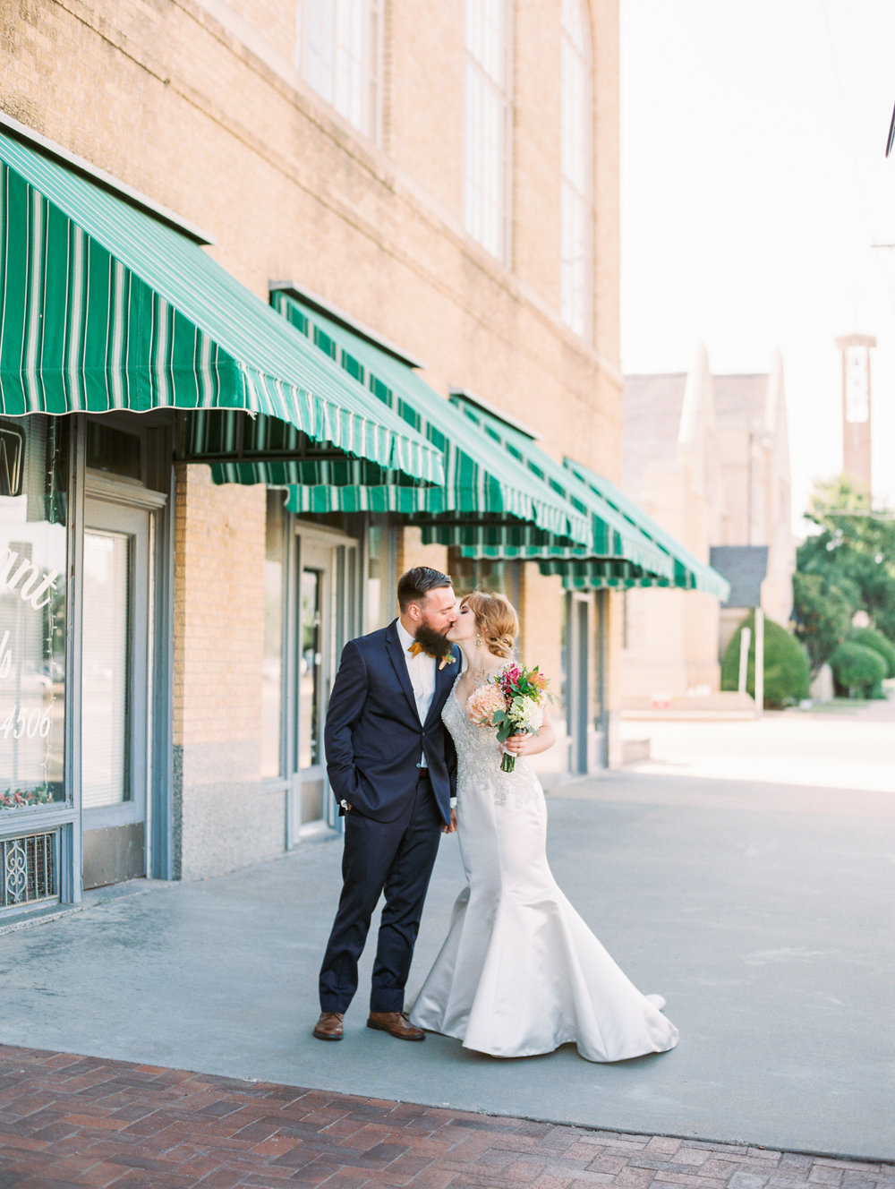 Eclectic Summer Wedding, Austin Wedding Photographer, Film Wedding Photographer Texas, Britni Dean Photography