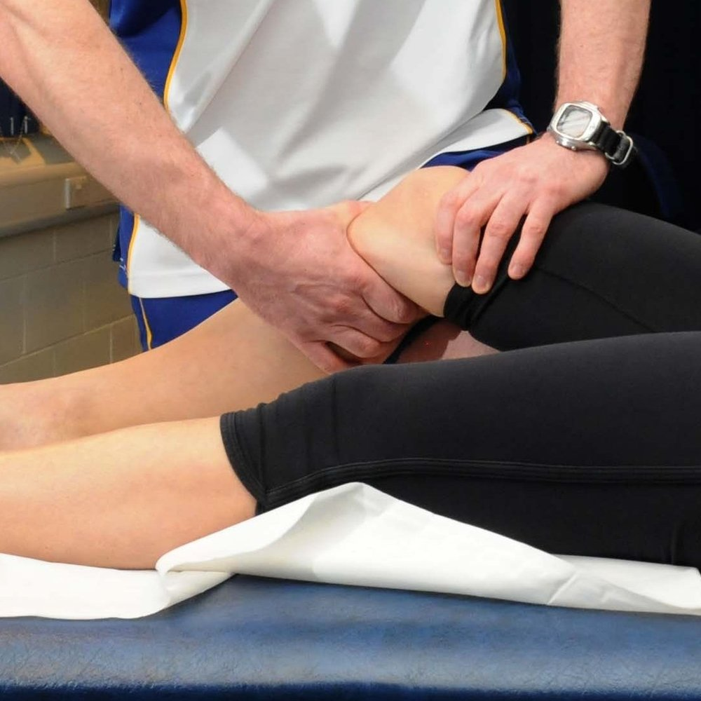 SPORTS INJURIES  We assess, diagnose and treat our patient's injuries, returning them to full fitness. We also carry out preventative screening and conditioning to ensure optimal fitness levels and to prevent injuries occurring in the future.