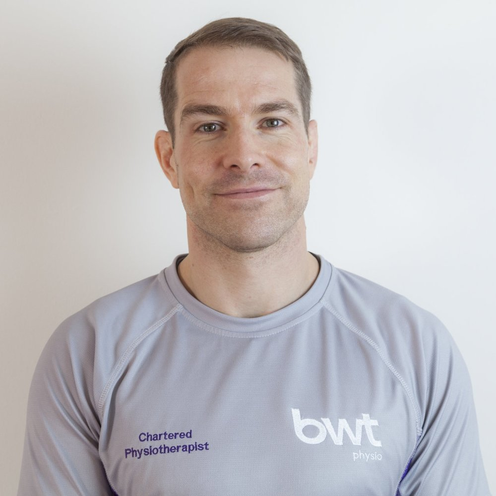 Paul Houghoughi Chartered Physiotherapist