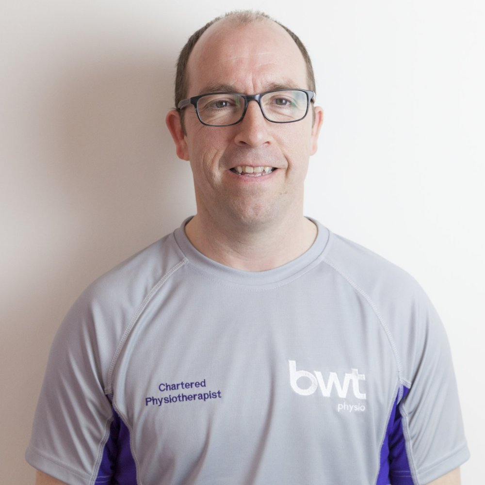 Matt O'Neill Chartered Physiotherapist