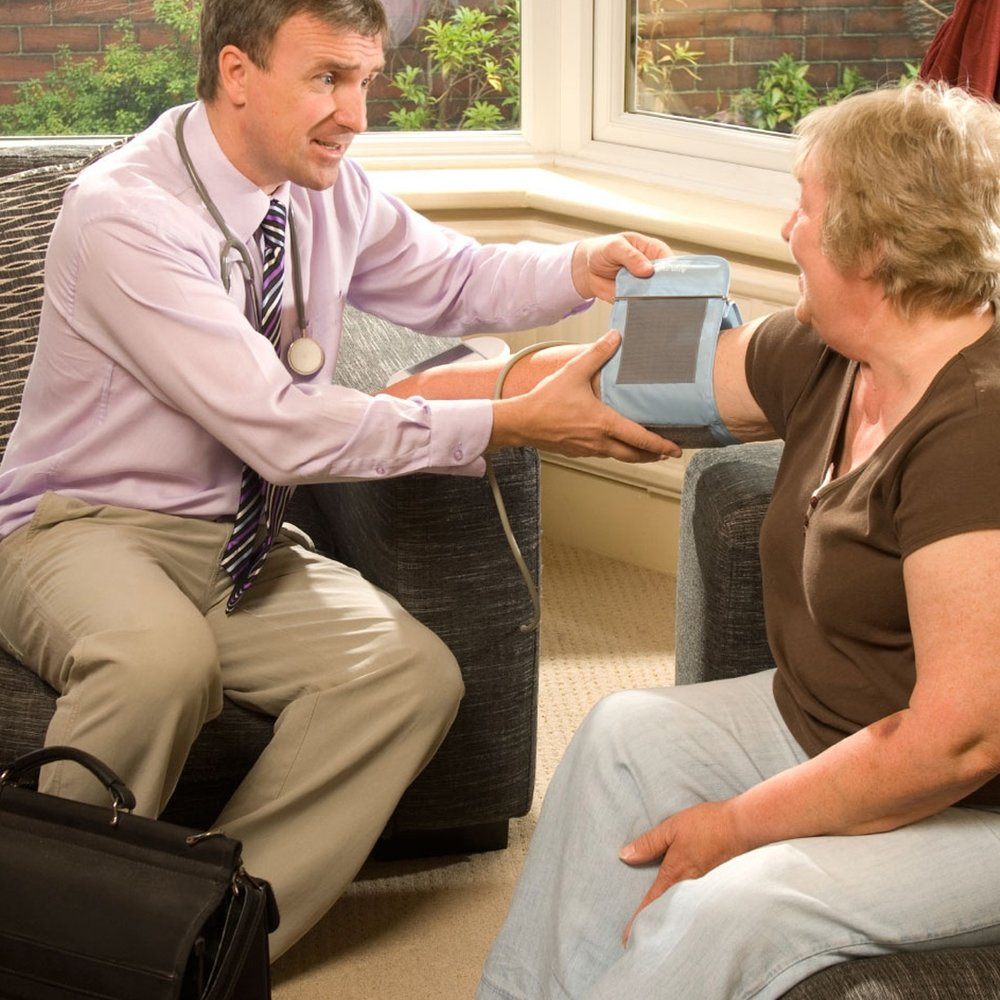 HOME & CARE HOME VISITS Our Physiotherapists can visit you or your loved ones in your own home or in your care home, by arrangement.