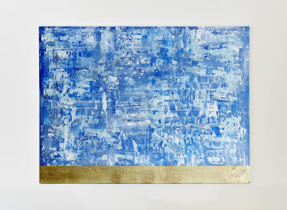 abstract painting contemporary art natalie papageorgiadis