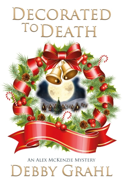 Decorated to Death can be found on  Amazon .
