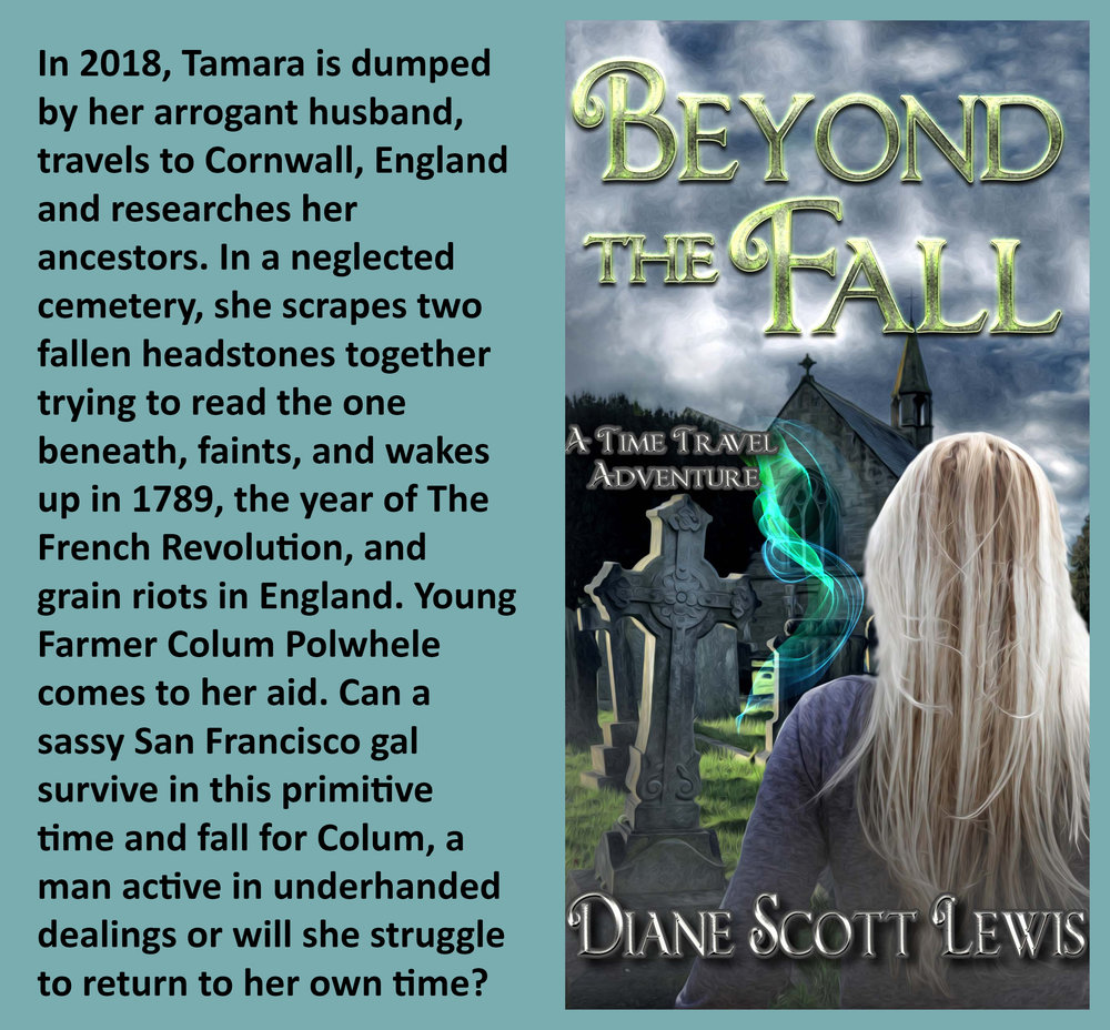 Beyond the Fall can be found on  Amazon .