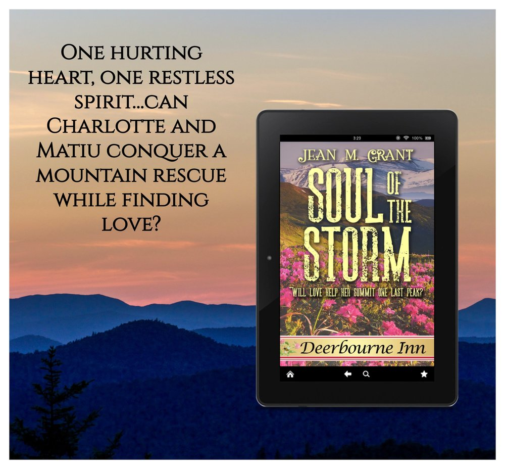 Soul of the Storm releases on March 20th!  Amazon  ~  Barnes and Noble  ~  iTunes  ~  Kobo  ~  GooglePlay  ~ Walmart
