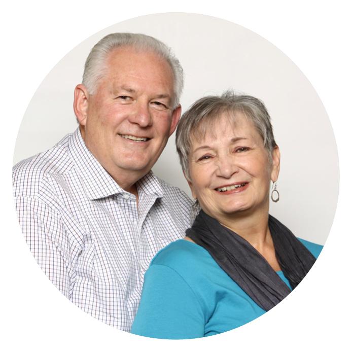 David & Wende Butcher