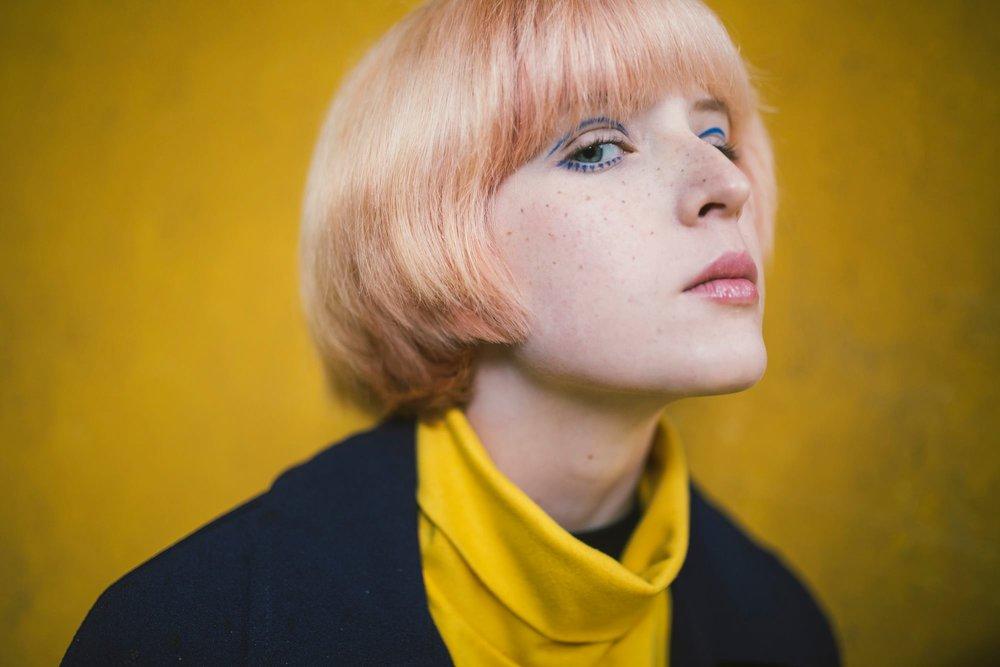 Photo by Ursula Madariaga, model Vivi
