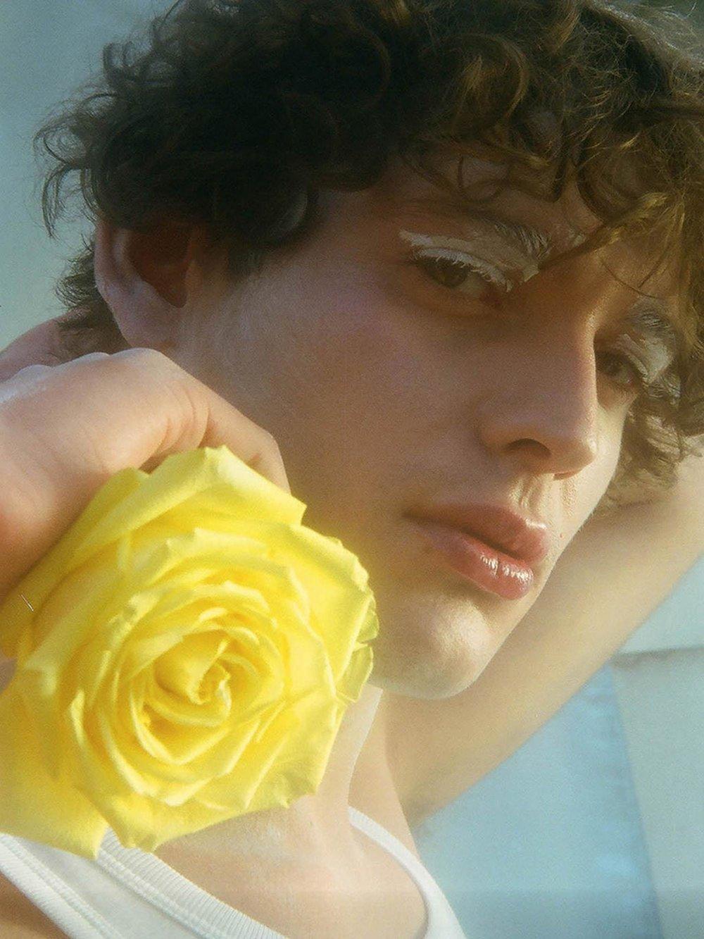 Photo by Diego Urbina, model Benjamin Bou