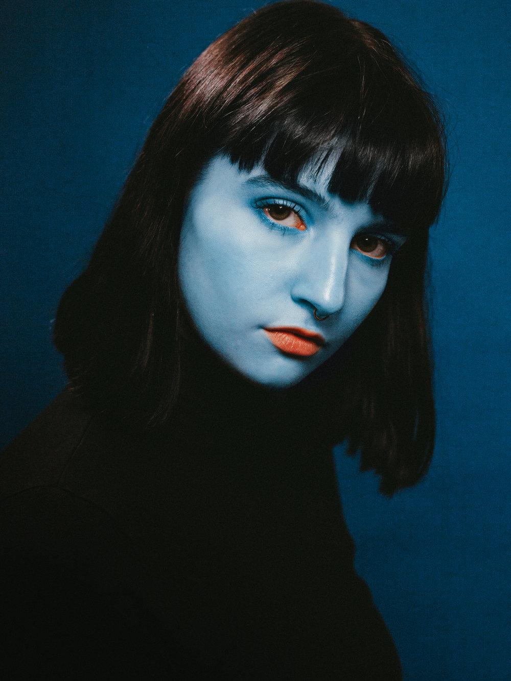 """""""Les Femmes Bleues"""""""