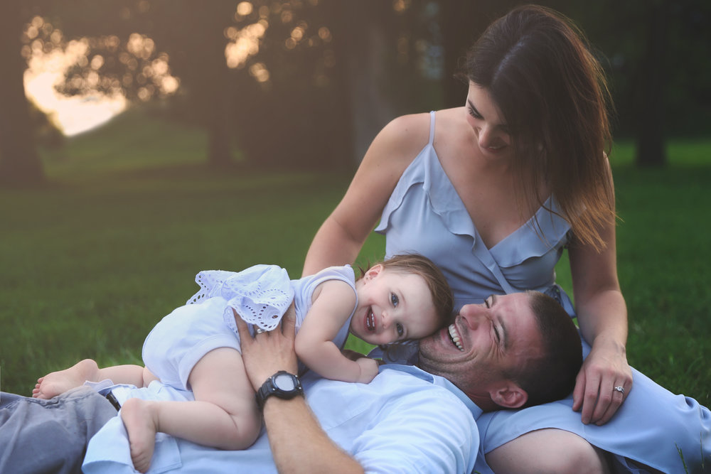 Orchard Park Family Photographer
