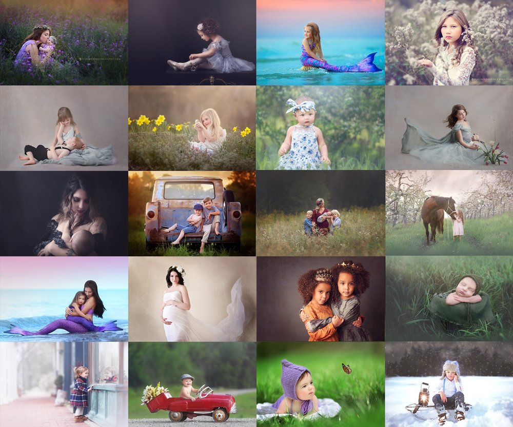 Best Photographer in WNY for kids