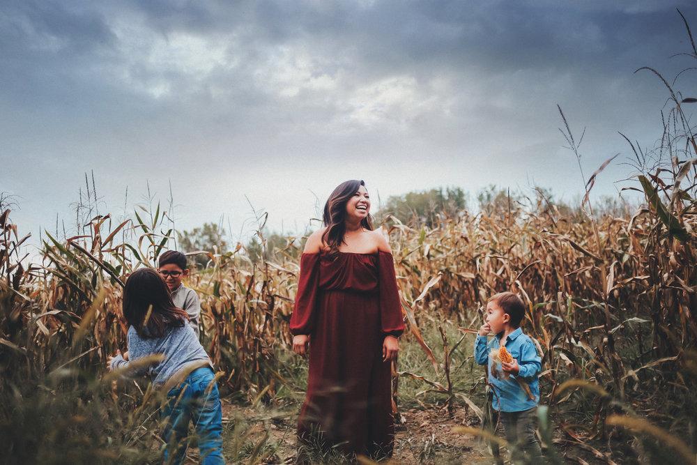 Buffalo Family Photographer
