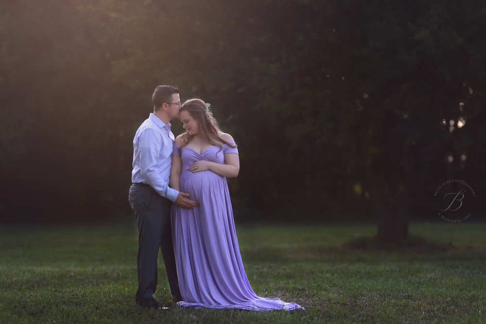 best maternity photographer in amherst, ny
