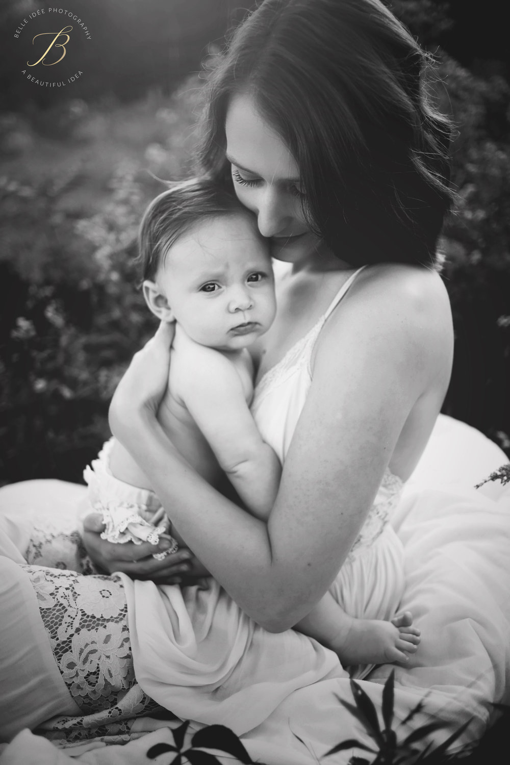Buffalo NY Breastfeeding Photo Session