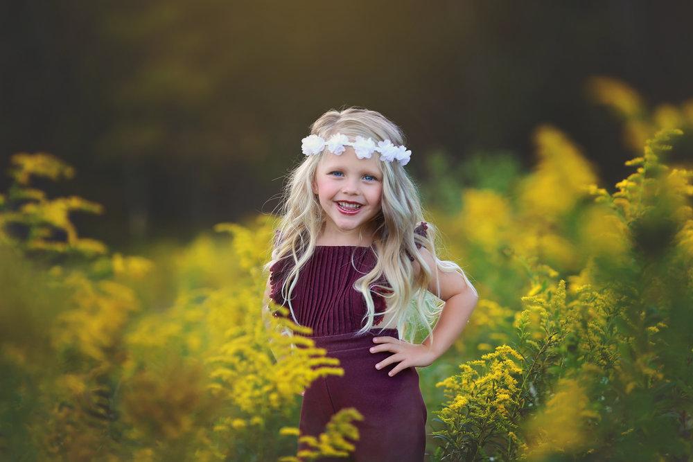 Orchard Park Child Photographer
