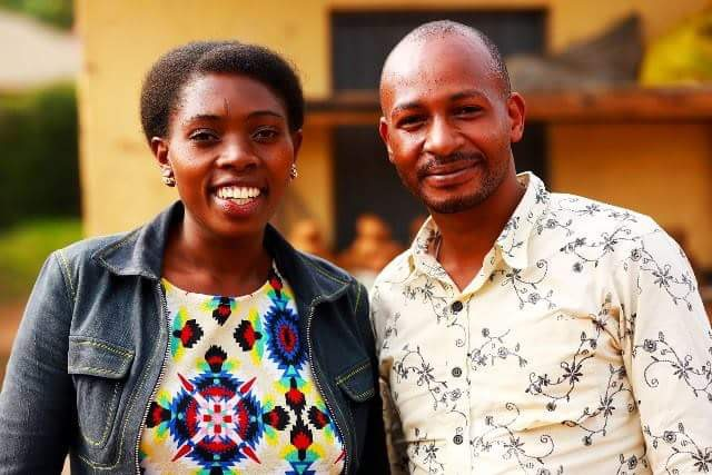 Pastor Gerald Tugume and his wife, Barbara, work together to spread the Gospel message amongst the Batwa people.