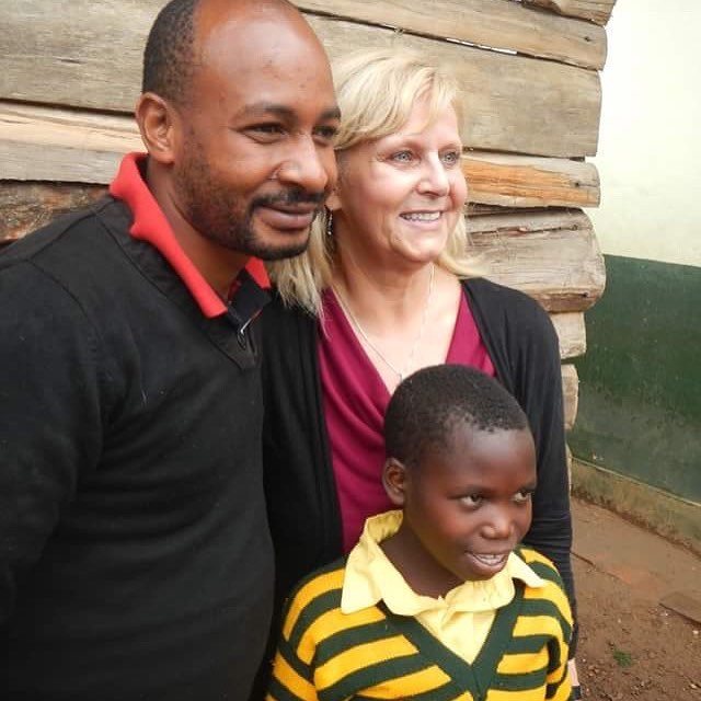 Judy was able to visit with her sponsored child.  You can read her testimony on our sponsorship page!