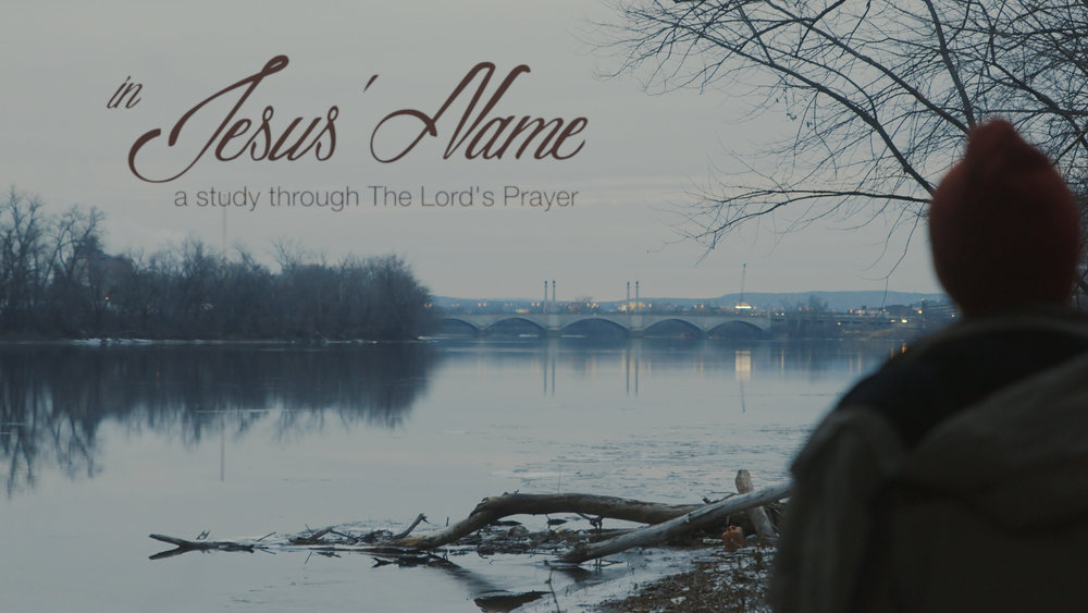 We study the Lord's Prayer phrase-by-phrase in this 9-part series.