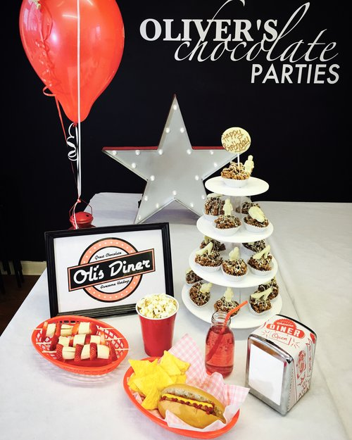 Add Party Food... - Why not let us take care of everything and one of our party food packages from Classic Party Food, to American Diner or Afternoon Tea. See more...
