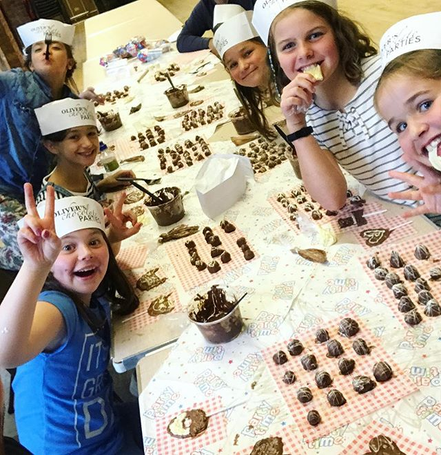 The lovely Pia's double digit chocolate truffle making party at the weekend.... - Happy 10th Birthday Pia ! - It was lovely to meet you all, such a fun party! . . . . . #handforth #wilmslow #doubledigits #goodtimes #cheshire #manchester #liverpool #chester #childrensparties #kidsparties #kids #childrensparty #children #kidsparty #birthday #birthdays #birthdayparty #party #childrenactivities #entertainment #childrensevents #childrensentertainment #kidsbirthdayparty #partystyling #childrensbirthday #passion