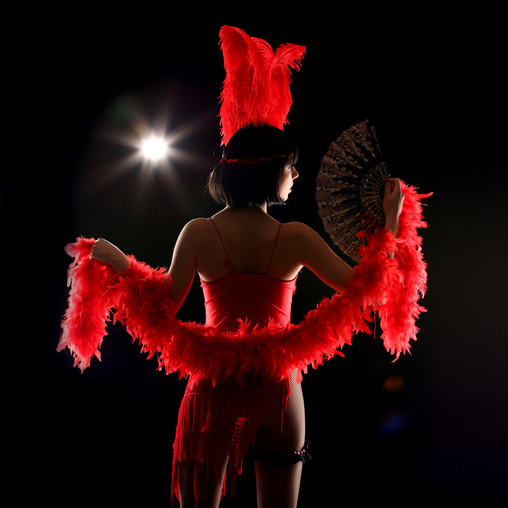 burlesque bachelorette party