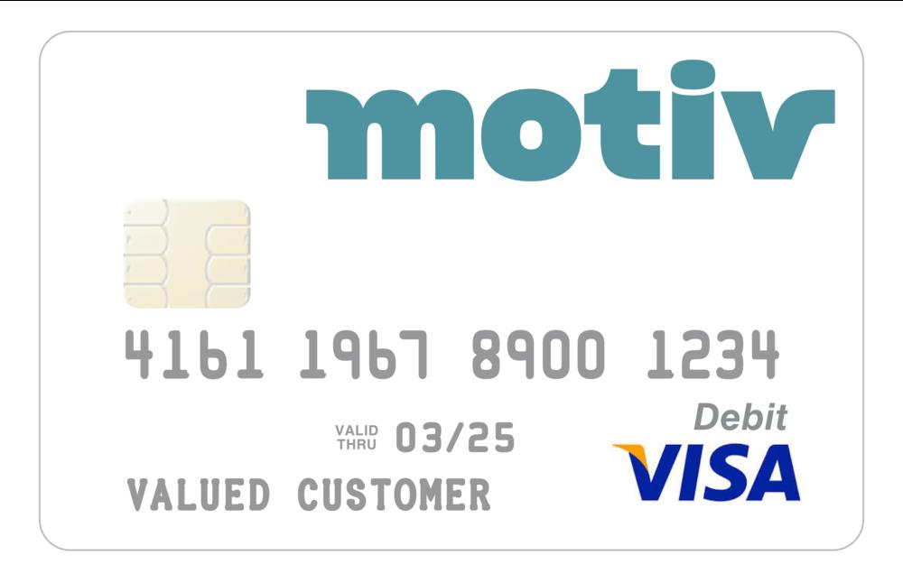No hay tarifas para usar nuestra tarjeta de debito.