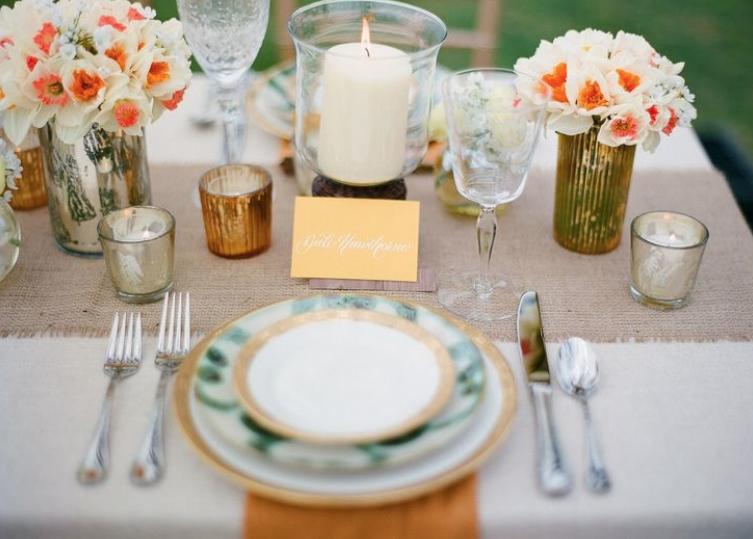 metallic-wedding