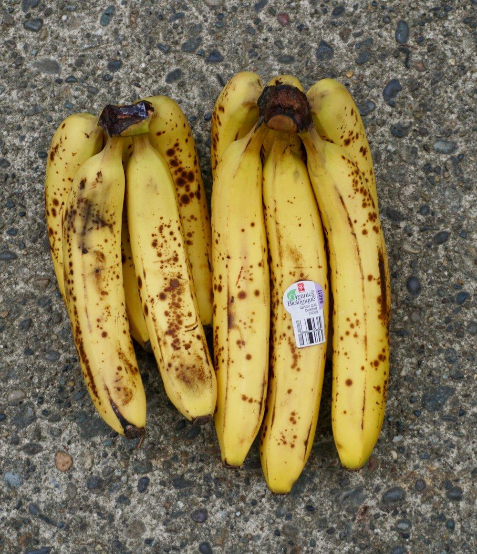 Bananas: You make my world spin.