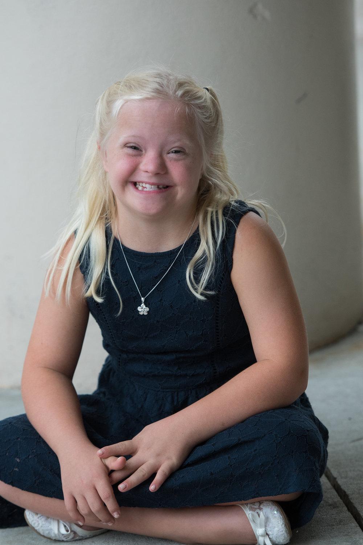 Kaitlyn Hagood, age 10