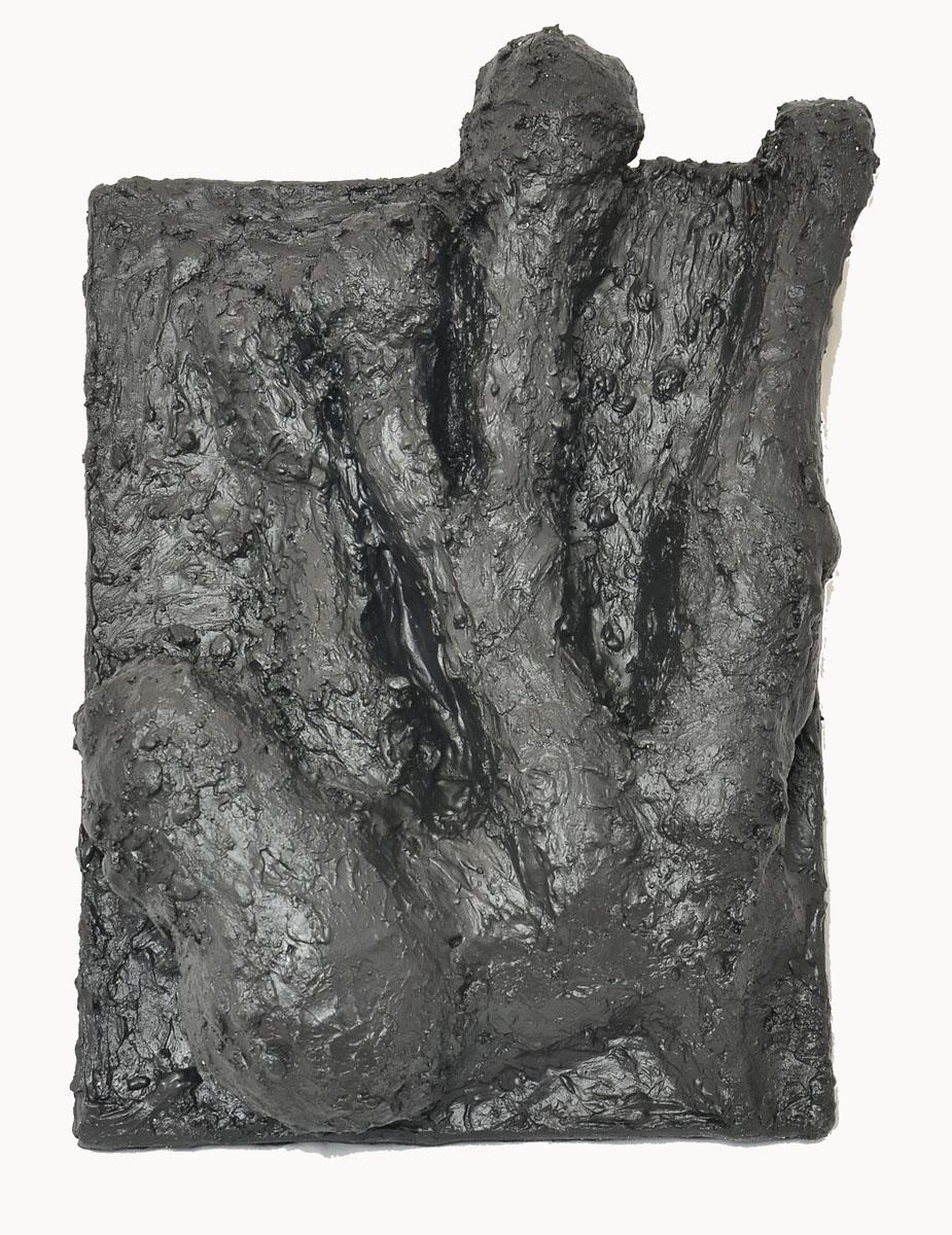 Black Anemone II