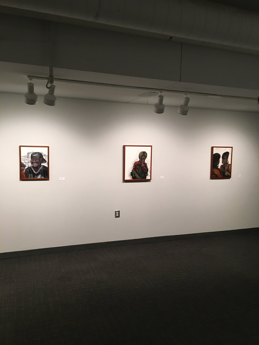 Empathy Exhibit Gallery View