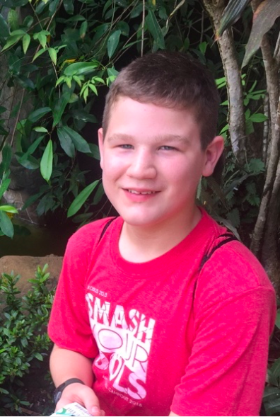 Jakin - Age:13Grade:7thHighlight of 2018:Seeing amazing animals in Costa Rica, especially the sloth. Looking Ahead to 2019: I love being in nature, and I look forward to going back to La Cumbre camp with the Interntional Youth Group this spring.Hobbies and interests:learning to play the drums and the guitar, reading, and listening to music.
