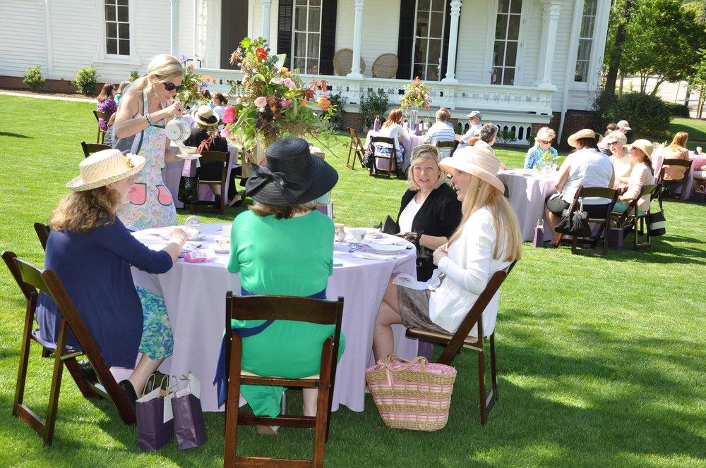 Garden Club Tea