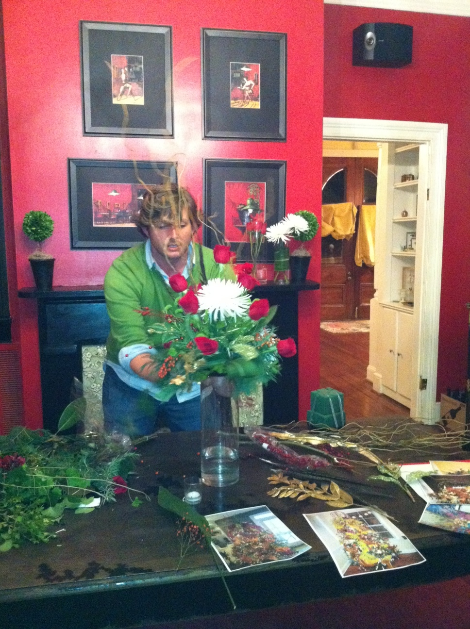 Garden Club & Flowers By Kyle Demonstration