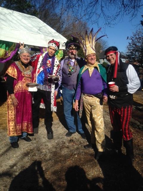 Samedi Gras Celebration