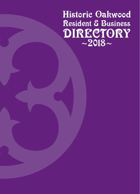 directory historic oakwood