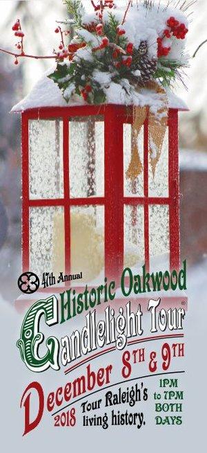 Oakwood Christmas Tour 2019 Historic Oakwood