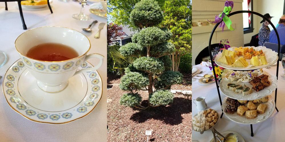 Oakwood Garden Club Tea and Tour