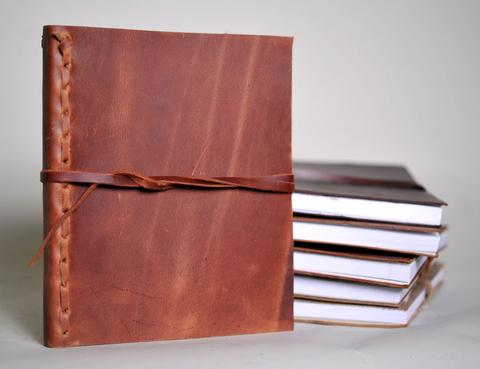 Large Leather Journal $33