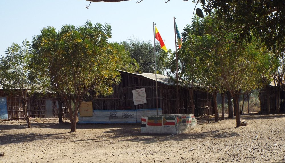Tumet General Primary School in Tumet, Ethiopia