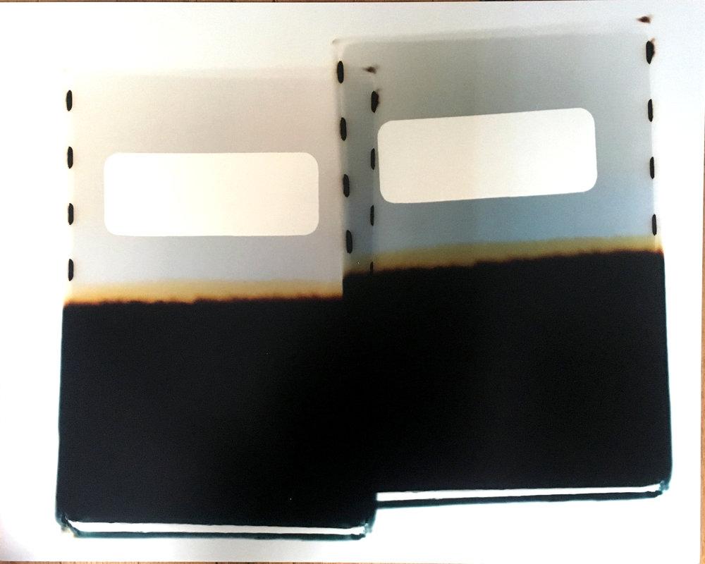 35mm Luster film Study_00,  2017, Chromogenic print